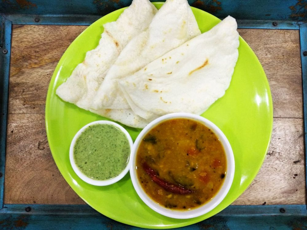 Dosa-plate
